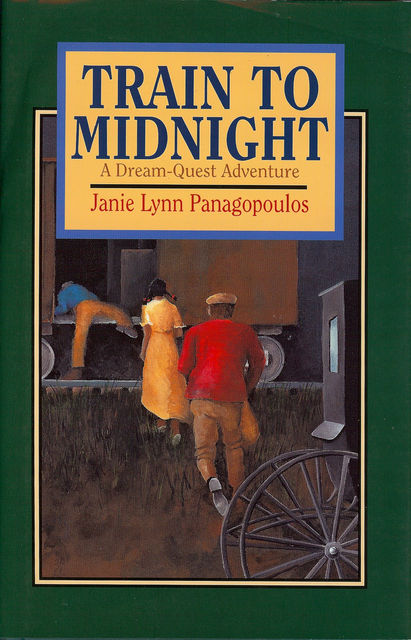 Train to Midnight, Janie Lynn Panagopoulos
