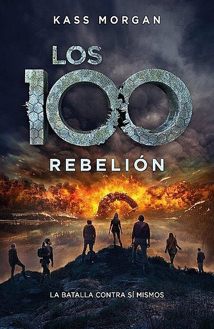 Los 100. Rebelión, Kass Morgan