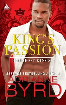 King's Passion, Adrianne Byrd