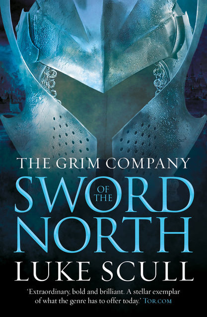 Sword Of The North, Luke Scull