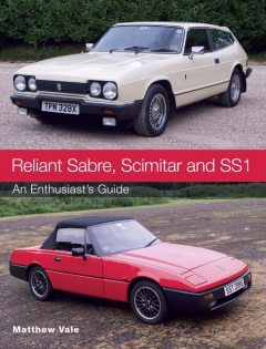 Reliant Sabre, Scimitar and SS1, Matthew Vale