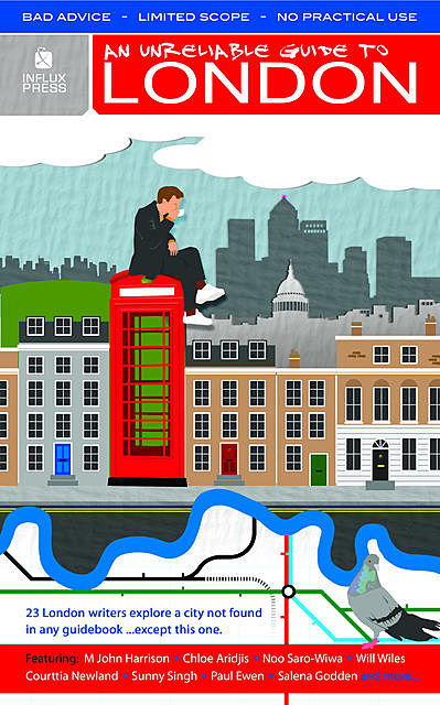An Unreliable Guide to London, Various