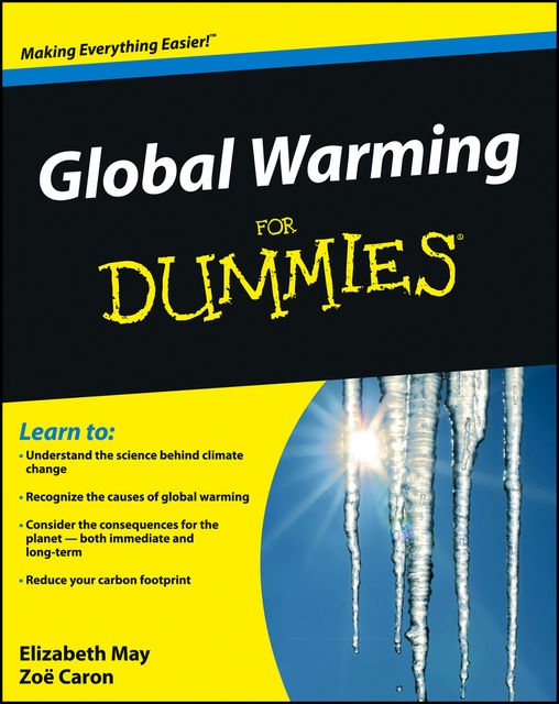 Global Warming For Dummies, Elizabeth May, Zoe Caron