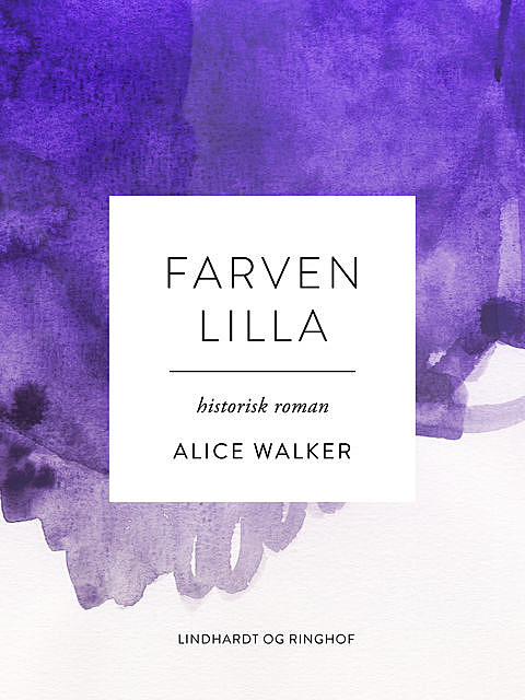 Farven lilla, Alice Walker