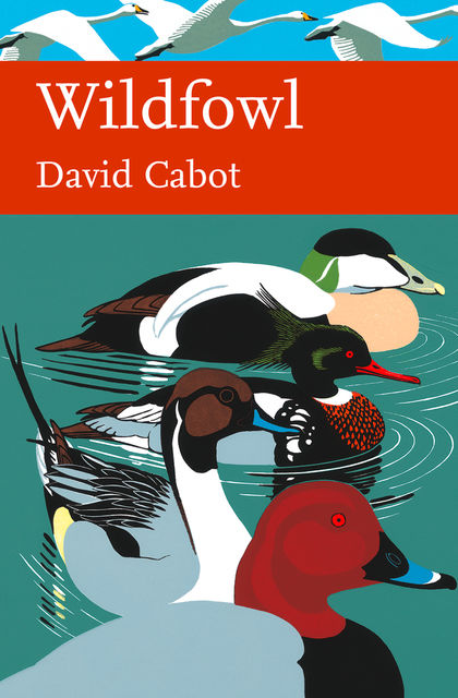 Wildfowl (Collins New Naturalist Library, Book 110), David Cabot