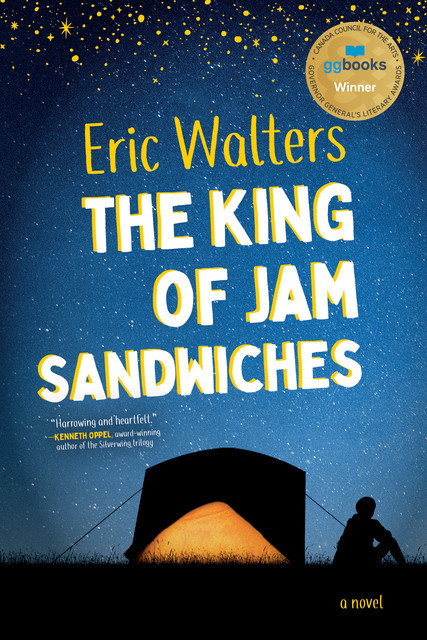 The King of Jam Sandwiches, Eric Walters