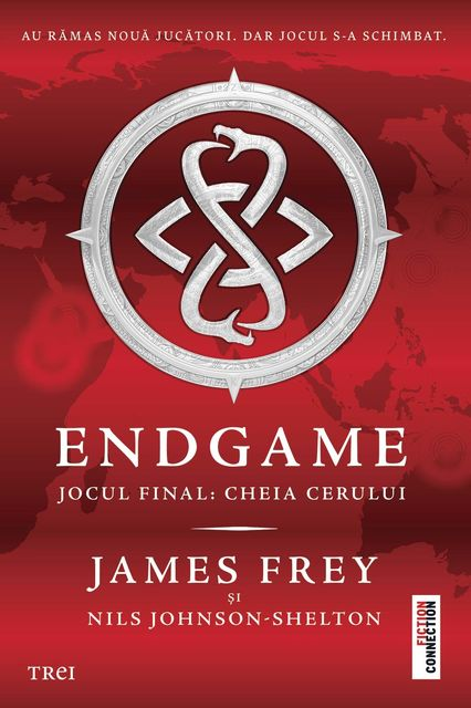 Endgame. Jocul Final: Cheia Cerului, James Frey, Nils Johnson-Shelton