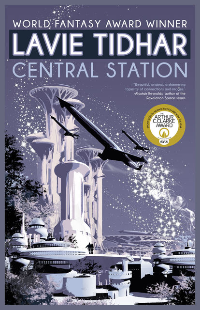 Central Station, Lavie Tidhar