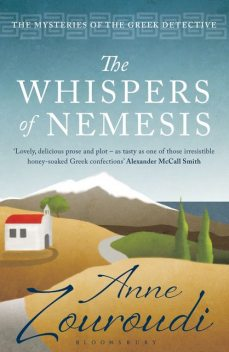 The Whispers of Nemesis, Anne Zouroudi
