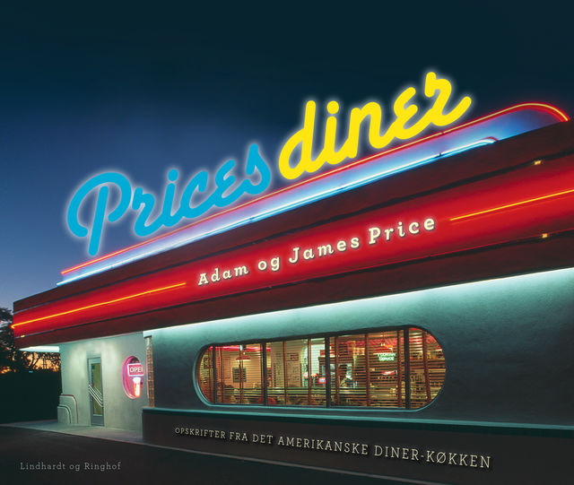 Prices diner, Adam Price, James Price
