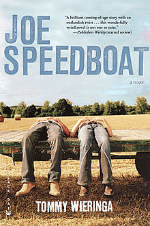 Joe Speedboat, Tommy Wieringa