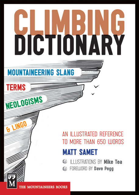 The Climbing Dictionary, Matt Samet