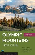 Olympic Mountains Trail Guide, Robert Wood