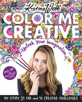 Color Me Creative, Kristina Webb