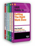 HBR Guides to Being an Effective Manager Collection (5 Books) (HBR Guide Series), Harvard Business Review, Nancy Duarte, Bryan A. Garner