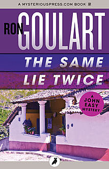 The Same Lie Twice, Ron Goulart