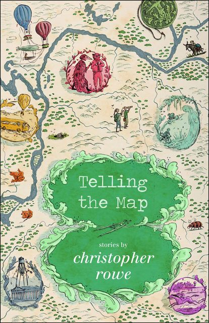 Telling the Map, Christopher Rowe