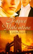 Paper Valentine, A.J.Llewellyn