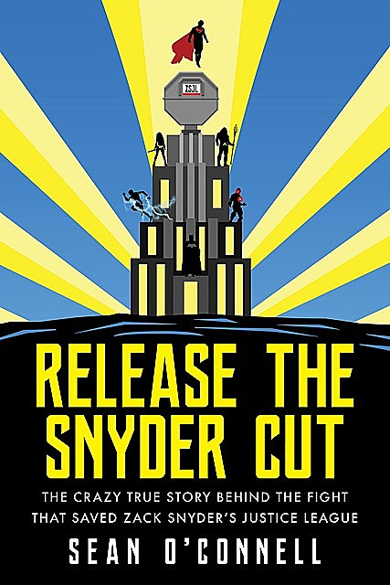 Release the Snyder Cut, Sean O'Connell