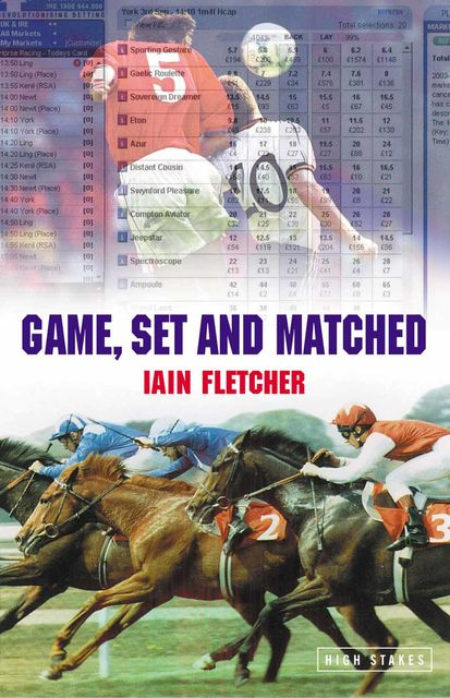 Game, Set and Matched, Iain Fletcher