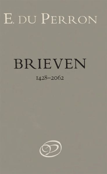 Brieven. Deel 4. 2 januari 1933–30 april 1934, E. du Perron