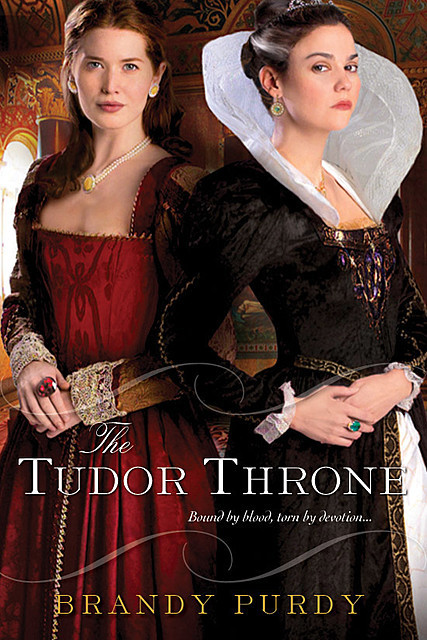 The Tudor Throne, Emily Purdy