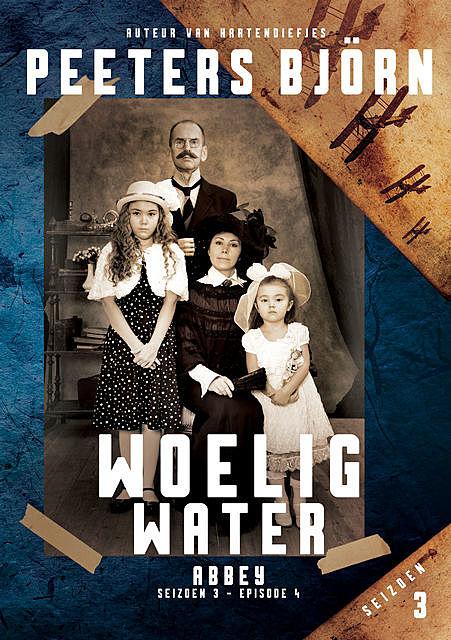 Abbey S3 E4: Woelig Water, Bjorn Peeters