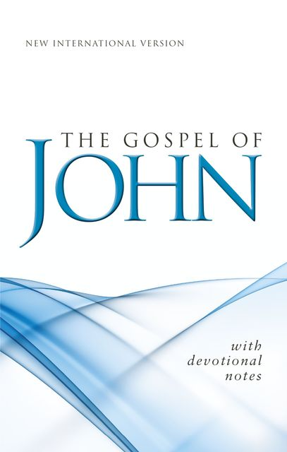 The NIV Gospel of John, Zondervan