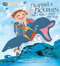I Trapped A Dolphin But It Really Wasn't My Fault, Neil Humphreys