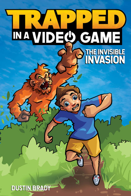 Trapped in a Video Game (Book 2), Dustin Brady