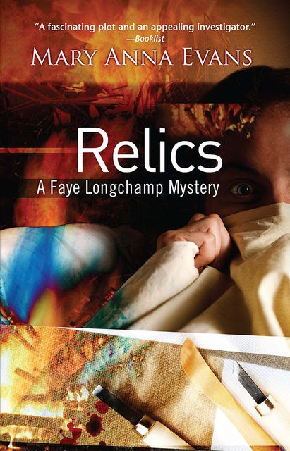 Relics, Mary Evans