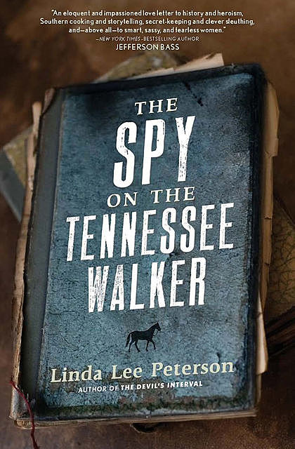 The Spy on the Tennessee Walker, Linda Lee Peterson