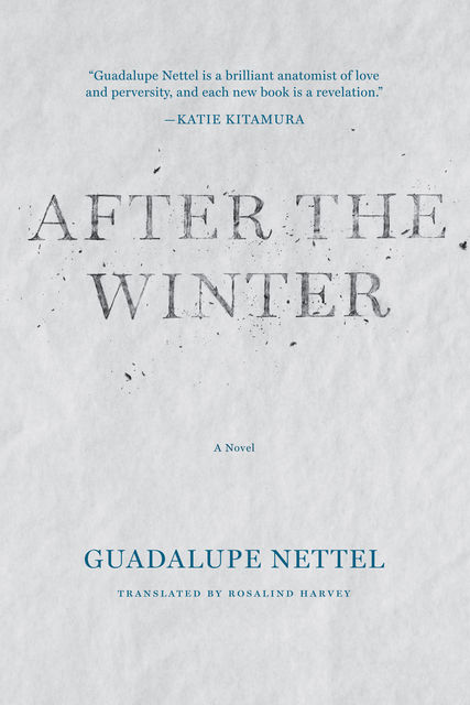 After the Winter, Guadalupe Nettel