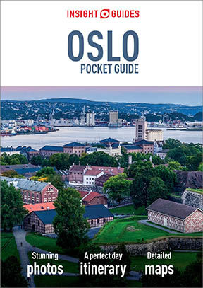 Berlitz: Oslo Pocket Guide, Berlitz Publishing