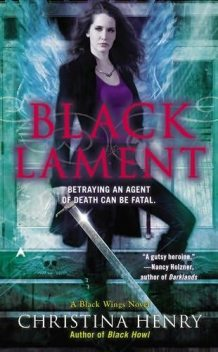 Black Lament, Christina Henry