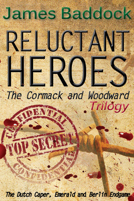 Reluctant Heroes, James Baddock