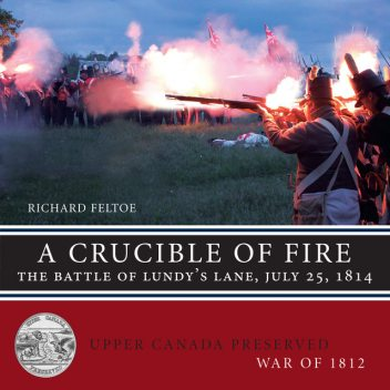 A Crucible of Fire, Richard Feltoe