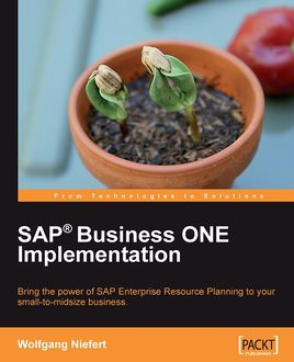 SAP® Business ONE Implementation, Wolfgang Niefert