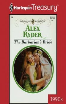 The Barbarian's Bride, Alex Ryder