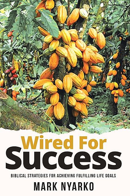 Wired For Success, Mark Nyarko
