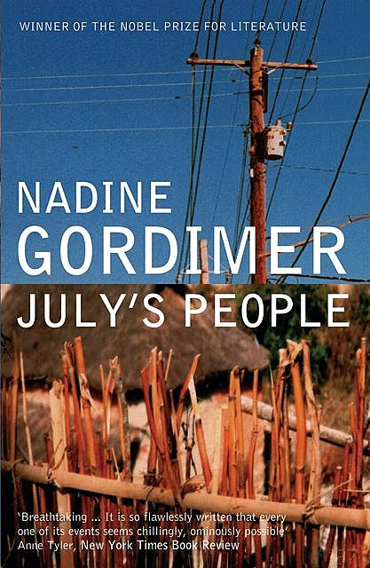 July's People, Nadine Gordimer