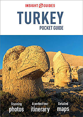 Berlitz: Turkey Pocket Guide, Berlitz