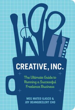 Creative, Inc, Meg Mateo Ilasco