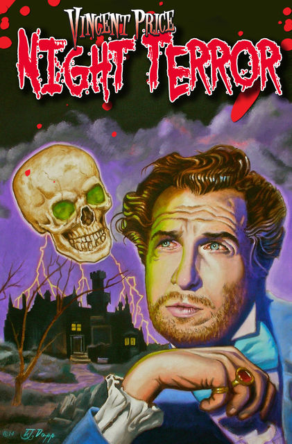 Vincent Price: Night Terror Vol. 1 # GN, Matthew McLean, Jayfri Hashim, CW Cooke, Joshua Waldrop