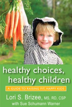 Healthy Choices, Healthy Children, Lori S Brizee, Sue Schumann Warner