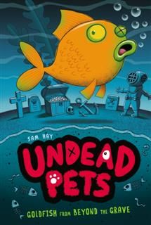 Goldfish from Beyond the Grave #4, Sam Hay