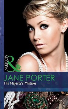 His Majesty's Mistake, Jane Porter