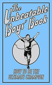 The Unbeatable Boys' Book, Huw Davies