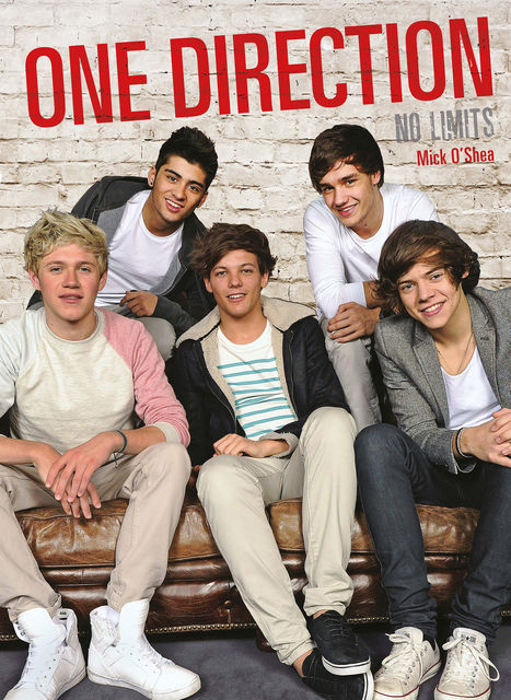 One Direction, Mick O'Shea