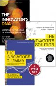 The Clayton Christensen Innovation Collection (includes The Innovator's Dilemma, The Innovator's Solution, The Innovator's DNA, and the award-winning Harvard ... article